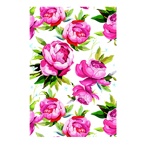 ดอกไม้ pattern 1