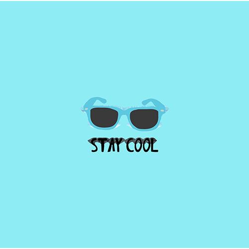 แว่นตา-stay-cool-เส้นสีฟ้า