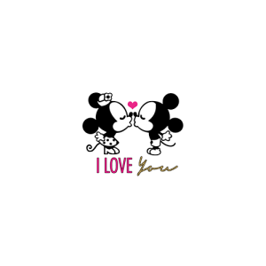 Mickey Minnie Love