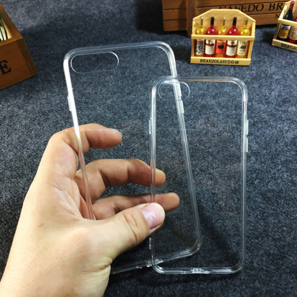 เคส tpu-and-pc-clear-case