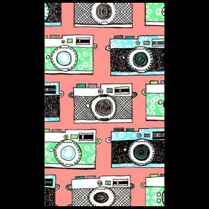 กล้อง Retro หลากสี