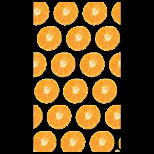 ส้ม Pattern