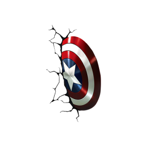 Captain America Shield Stuck