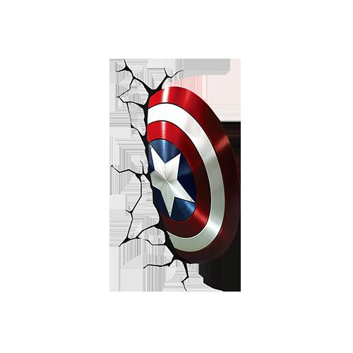 Captain America Shield Stuck