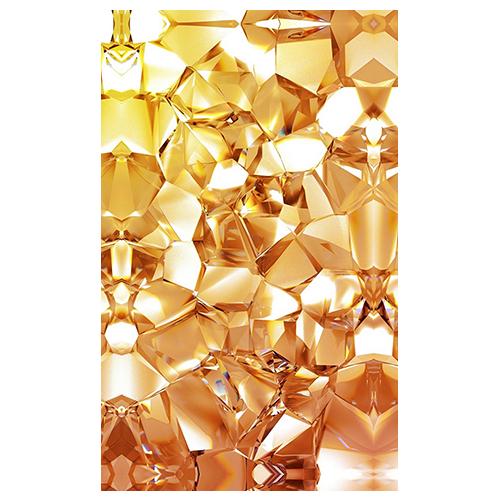 Gold Polygon