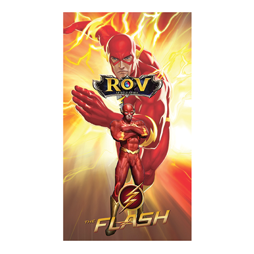 The flash ROV